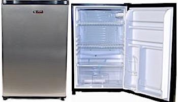 Lion Premium Grills Stainless Steel Refrigerator | 2002
