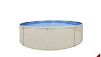 """Sunray 21' Round 48"""" Steel Wall Pool   Pool Only   ZSUNSND2148-SMN"""
