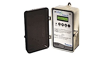 Pentair SolarTouch Solar Control System with Solar Valve, Valve Actuator, and 2 Temp Sensors (water and solar)   521592