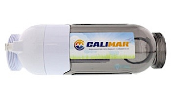 CaliMar® Clear Replacement Salt Cell For Hayward T-CELL-3 with Cord | 3-Year Warranty | 15,000 Gallons | CMARHY15-3Y | **Free 2-Day Shipping!**