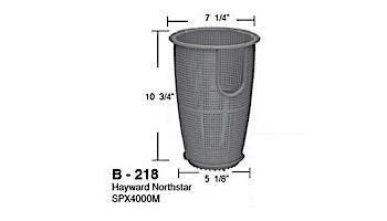 Aladdin Basket for Hayward Northstar SPX4000M   B-218