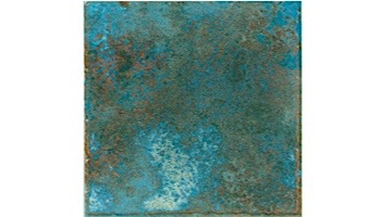 Fujiwa Tile Joya 6x6 Series | Albi Blue | JOYA602