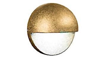 FX Luminaire MS LED Wall Light | Weathered Iron | MS-1LED-WI