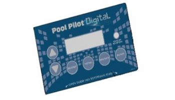 AutoPilot Label for DIG-220 Power Center Control Panel   LBP0116