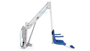 Global Pool Products Rotational Series R-375 Pool Lift | Round Anchor | R375RA