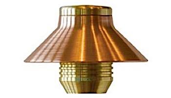 FX Luminaire SP Top Assembly for SaguaroPetite Path Light Copper | SPTACU