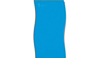 Solid Blue 24' Round Standard Gauge Overlap Style Liner NL206-20 | LI244820