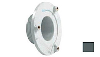 """AquaStar 4"""" Retrofit Sumpless Bulkhead Fitting with Extended 1 1/2"""" MPT 