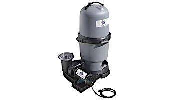 Waterway Blue Star 150sqft Clearwater II Cartridge Filter System | BS5205160-6S