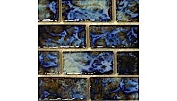 Fujiwa Tile Licata Mosaic Series | Blue Blend | Licata-71