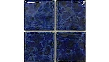 Fujiwa Tile Veniz 3x3 Series | Navy Blue | VENIZ-345