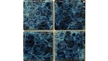 Fujiwa Tile Veniz 3x3 Series | Ocean Blue | VENIZ-346