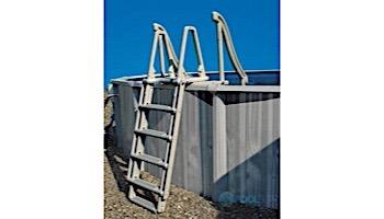 Confer Plastics Ground to Step Entry Ladder AG | 8100X