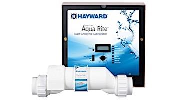 Hayward AquaRite Salt Generator Complete 40,000 Gallons | Power Center and Salt Cell Kit | W3AQR15