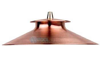 FX Luminaire DM LED Top Assembly Copper Finish Pathlight | DMLEDTACU