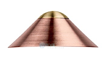 FX Luminaire SC LED Top Assembly Copper Finish Pathlight    SCLEDTACU