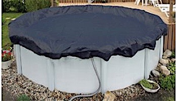 Arctic Armor Winter Cover | 12' Round for Above Ground Pool | 8-Year Warranty | WC700-4