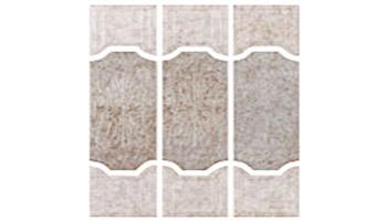 US Pool Tile Florence Series | Stone Combo | FLO1004