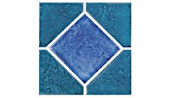 US Pool Tile Akron Series | Pacific Blue | CAK241
