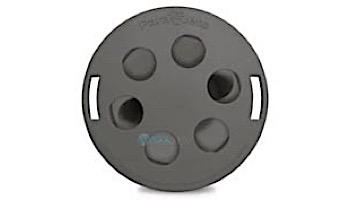 ParaJets Pulsating Massage Jet Faceplate   Black   004-852-5000-03