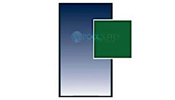 Arctic Armor 20-Year Ultra Light Solid Safety Cover | Rectangle 20' x 40' Green | WS2190G