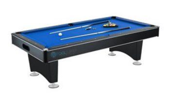 Hathaway Hustler 8-Foot Pool Table   NG2520PB BG2520PB