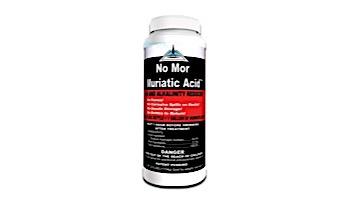 United Chemical No Mor Muriatic Acid 2.5 lbs. Bottle | MURA-C12