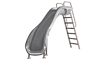SR Smith Rogue2 Pool Slide | Left Curve | Taupe | 610-209-58210