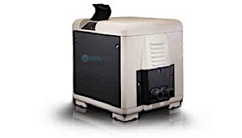 Pentair MasterTemp 125 Low NOx Pool Heater - Electronic Ignition - Propane Gas with Electrical Plug-In Cord - 125,000 BTU - EC-462025