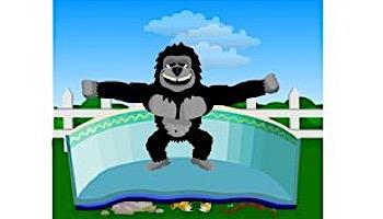 Gorilla Floor Padding 15' Round | NL120