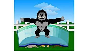 Gorilla Floor Padding 18' Round | NL122
