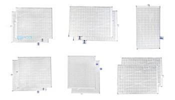 Replacement DE Filter Grids - Sta-Rite System 3 S7D75 Filters - Complete Set | S7D75GridKit