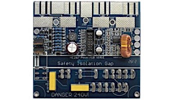 CompuPool Power Center CPSC Main PCB | JDPCBSCR