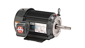 U.S. Motors Pentair EQ Pump Series Replacement Pool Motors   5HP 3-Phase 208-230-460V   EEQK500