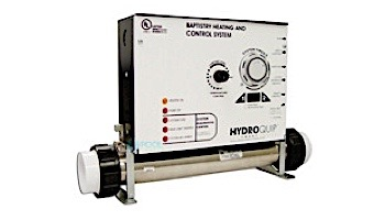HydroQuip 5.5 kW Baptistry Heating Control System | 7 Day Timer | BCS6000T