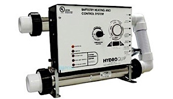 HydroQuip 11kW Baptistry Heating Control System | 7 Day Timer | BCS6005T