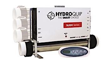 HydroQuip CS6000B Slide Balboa Duplex Series Spa Control Pack | 120V - 240V | CS6109B-US
