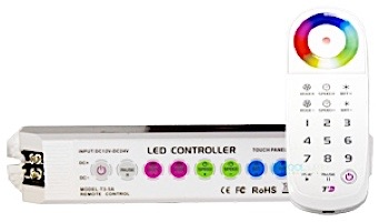 CMP Brillant Wonders LED Remote and Controller | 25650-100-300