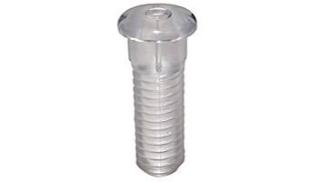 Sloan LED | Light Part | Bullet Lens Flange Polycarb UV | 5-30-0513