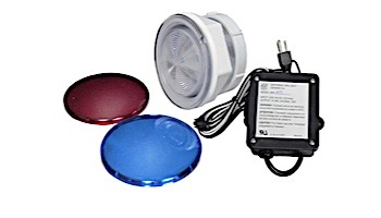 Waterway | Light Kit | Spa Light 110V - 12V With Air Switch And NEMA Cord | 5-30-0034