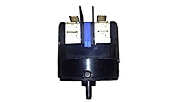 Herga Air Switch | 20AMP DPDT Latching Radial | 6862-A-U126