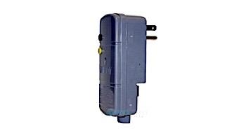 Leviton   GFCI 15Amp 110V 90 Degree Plug Without Cord   5-10-0025