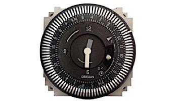 Grasslin 110V 15A 60HZ 24hr 5 Lug Electromechanical Time Clock with Bypass   FM1-STUZH-120