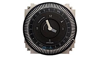 Grasslin 220V 15A 60HZ 24 hr 5 Lug Electromechanical Time Clock   FM-1STUZ-L