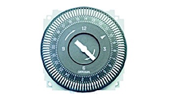 Grasslin 24V 24 Hr 60 HZ Electromechanical Time Clock   FM-1STUZ-L