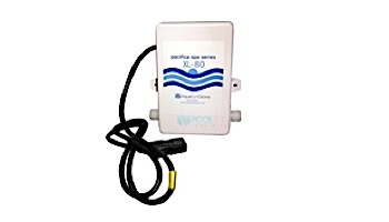 AquaSun Ozonator XL-80 240V With In.link Cord And Built In Venturi | 598 - IN.LINK