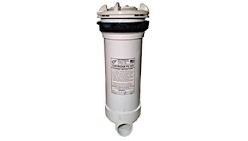 Waterway Skim Filter Assembly DYNA-Flo Top Mount Volume 15GPM   510-6550