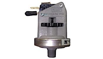 Allied Pressure Switch Universal - 6A - 1-8in NPT - SPDT - 1-8 - 2-2PSI | 800140-7