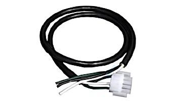"Spa Builders AMP Plug Blower - 4 Pin 14-3 x 36"" White | 5-50-0066"
