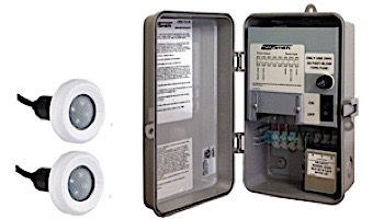 SR Smith TX-30 Power Center with Manual On-Off Switch   Includes 1 Treo Light   1TR-SRS-TX-30